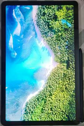 Samsung Galaxy Tab S6 Lite + Samsung Book Cover + Insurance