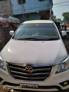 Innova White Colour