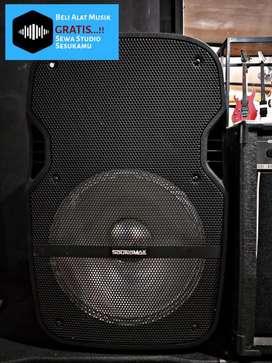 Promo Juni Soundmax Speaker Aktif