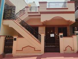 20*30 2BHK house for Rent. Solar & Geyser. Indian toilet.