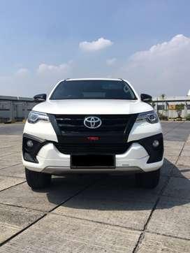 Toyota Fortuner VRZ TRD At Diesel 2018