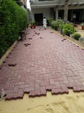 We provide city paver, Uni-decor,Creano,Uni paver