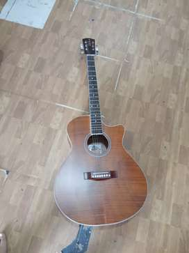 Gitar akustik fantastik