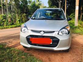 Neat & clean well maintained alto 800