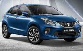 this is new car baleno at minimum down payment