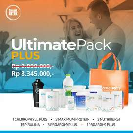 Smart Detox - Ultimate Pack Plus Program 20 Hari