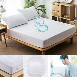 Waterproof Mattress Protector Cover double/king Bed 72x78 inches 6x6.5