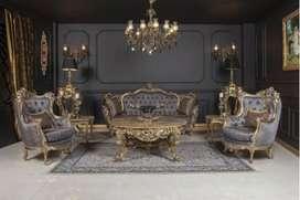Sofa ukir klasik Jepara
