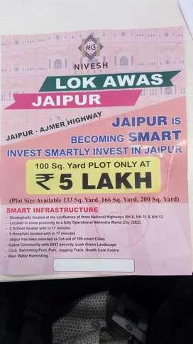 Lok Awas Project Jaipur