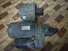 24v Leyland self motor and alternetar good working condition