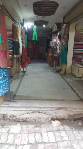 6 shops and 6 halls for sale in sharaqpur main bazar