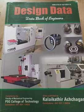 Ktu s8 Mechanical engineering databook