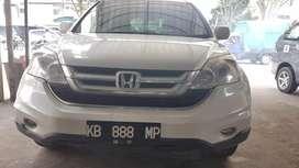 Honda CR-V 2.400 cc Matic asli Plat Kb, Tangan Pertama