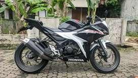 Honda CBR th 2017  cash/kredit kualitas oke!TT PCX dll