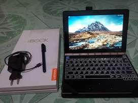Lenovo Yoga Book Mulus Bonus Banyak, bukan dell, toshiba, acer