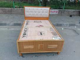 Brand New bed Good quality bed 6/4 hold new design