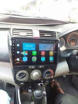 Honda city  glossy Black 2009/2020 full Android Navigatio. Panel 10.1""