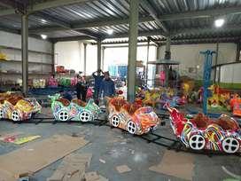 RF 21 jual wahana mini coaster besar odong odong baru