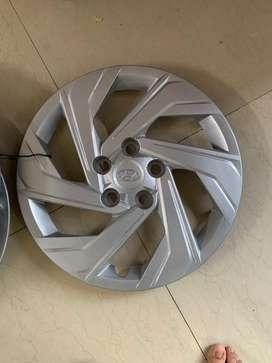 Creta 2021 orignal wheel cap