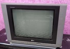 LG Flatron CRT TV