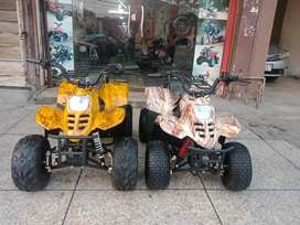 Automatic Gear System Powerful Engine ATV Quad Online Deliver All pak