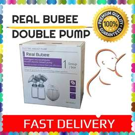 NEW!!Pompa Asi Elektrik REAL BUBEE Double Pump