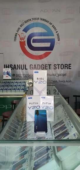 Vivo Y20 64GB (TERBARU)