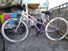 Sepeda Fixi sepasang