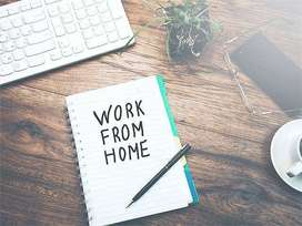 Data Entry Job (Work from home)
