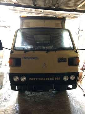 Mitsubishi Colt Diesel 100ps Box 1994