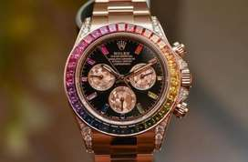Branded watches point selling and Co all over pak