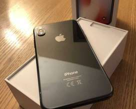 IPhone X (256 GB)-Refur Available