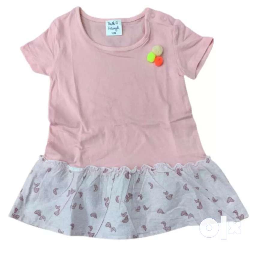 Fancy frock Branded Export Surplus Kidswear 0