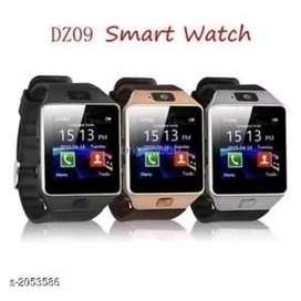 Stylish trendy digital smart watch