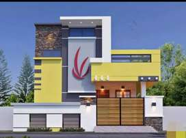 NEW HOUSE SALE IN KATPADI CM JOHN ST 4 CROSS