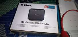 D-Link N150 Wireless Wi-Fi Router