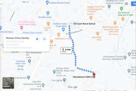 218 SqYd East Facing Plot in Jagriti Enclave,Opp. Touch wood School