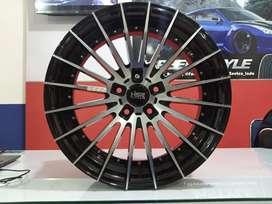 Velg mobil xpander Inova Rush Terios dll Ring 18 lebar 8 pcd 5x114,3