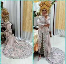 Terima pembuatan gaun pengantin terpercaya dan fleksibel