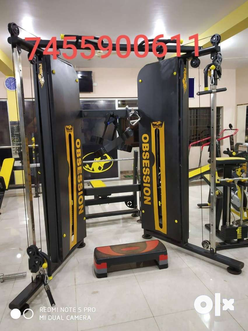 Commercial Gym Setup 0