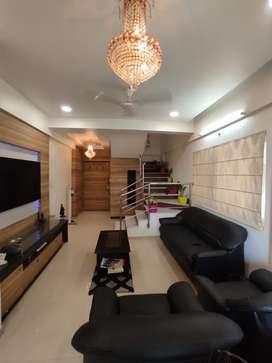 Duplex, luxury 3 bhk