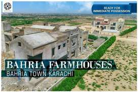 1 Acre Farm House For Sale Near Jinnah Avenue & Theme Park