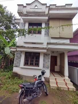1200 Sqft 3 BHK House For Sale @42 Lakhs Near Thrissur Town