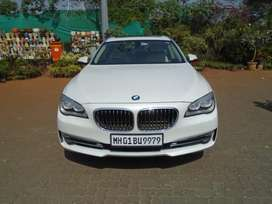 BMW 7 Series Signature 730Ld, 2014, Diesel
