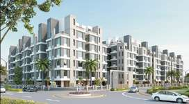 URGENT- 3BHK READY TO MOVE FLAT- ROAD FACING-VASNA BHAYLI ROAD