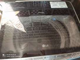 LG top load full automatic washing