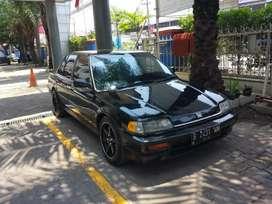 Honda civic LX matic AT 89