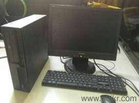 Desktop COMPUTER set ONLY Rs.6500/-