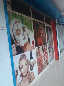 pink ladies beauty parlour, srapilly, maneed, piravom