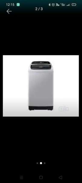 Fridge, Washing Machine, TV, and all household